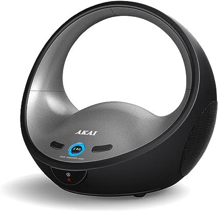 Amazon Com Akai Ce7000 Bt Bluetooth Wireless Portable Speaker Home Audio Theater