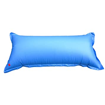 robelle deluxe 4foot x 8foot ice equalizer air pillow for above