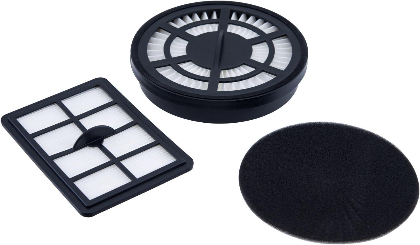H. Koenig SL8 - Set de filtros para la aspiradora modelos SLC80, SLC85, SLS810, SLS890: Amazon.es: Hogar