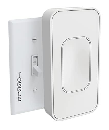 Smart Light Switch >> Switchmate Snap On Instant Smart Light Switch That Listens