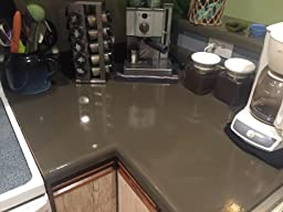 Countertop Chalkboard Paint : ... 246068 Quart Interior Countertop Coating - House Paint - Amazon.com