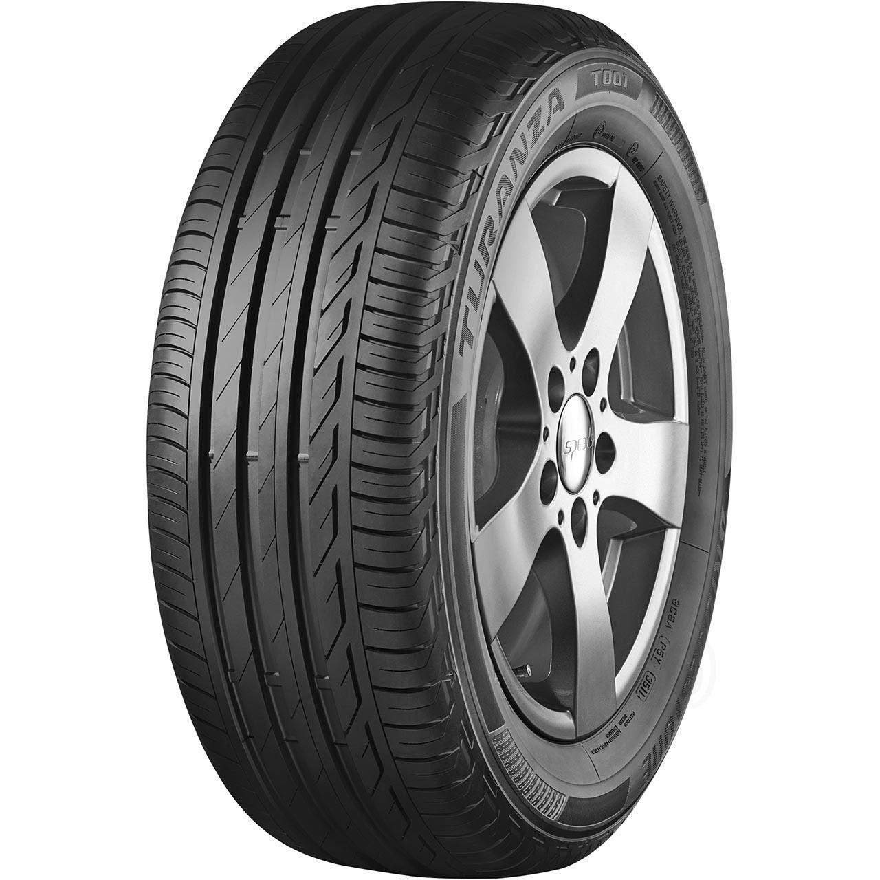 B//A//71dB Bridgestone T001 TURANZA Autovetture Pneumatici Estivi 71//50//R17 91H