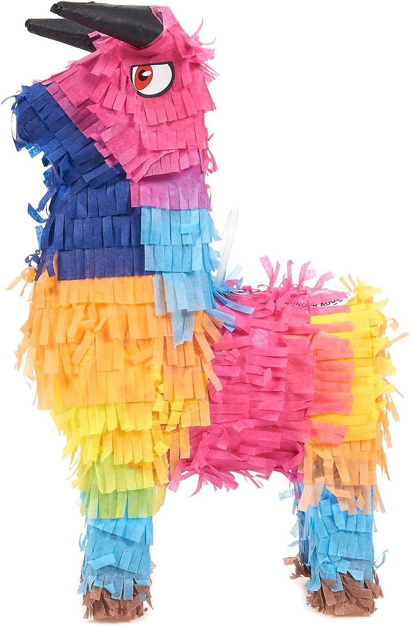 Amazon.com: Pack de 3 Miniatura Bull Piñatas – mini-sized ...