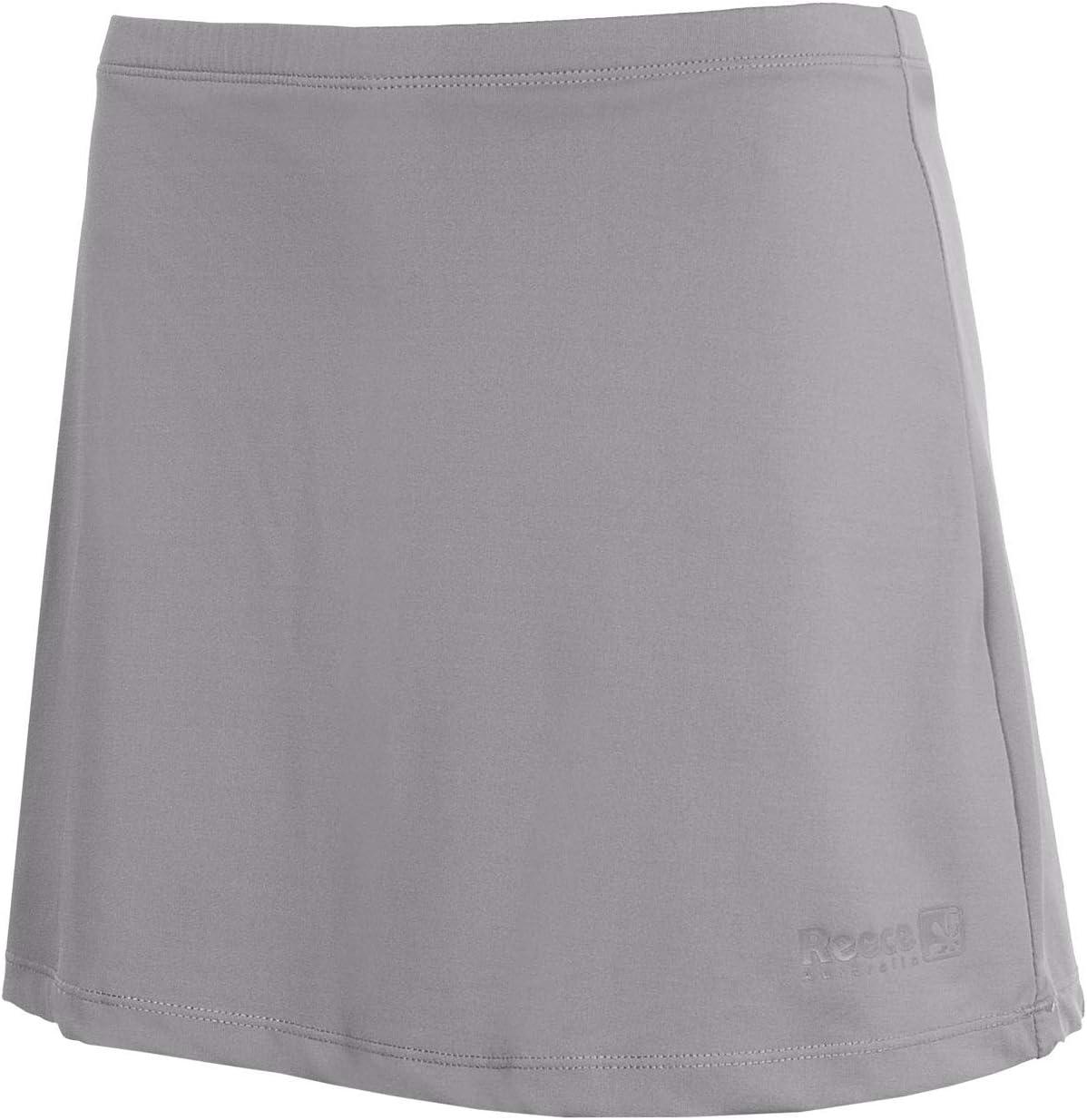 Reece FunDamental Skort Damen, Größe:XXL, Farbe:Sport Grey