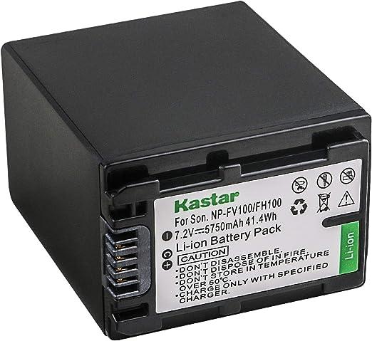 Battery like Sony NP-FH50 NPFH50 750mAh HDR-XR200V XR520V
