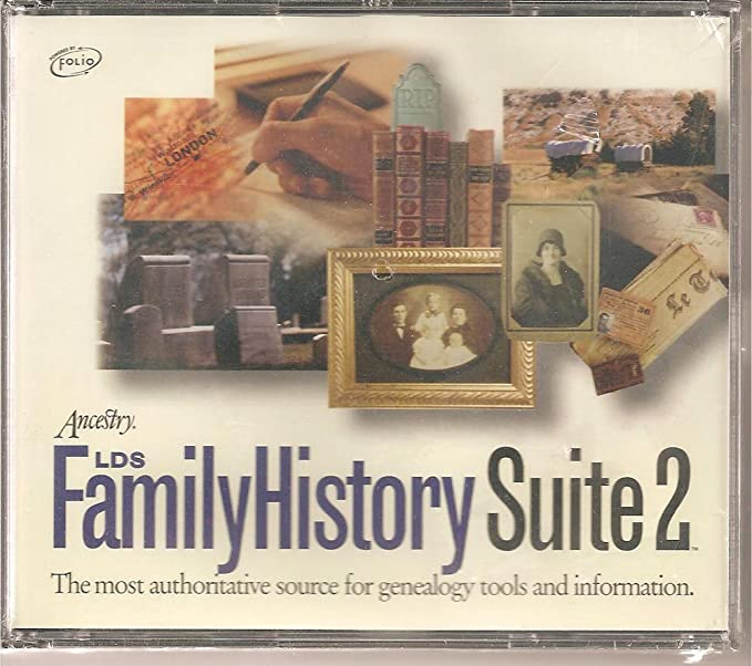 LDS Family History Suite 2