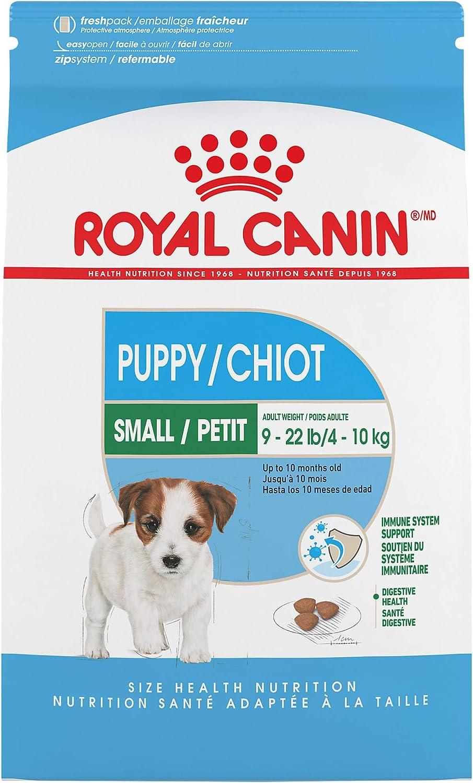 Amazon Com Royal Canin Small Puppy Dry Dog Food 2 5 Lb Pet Supplies
