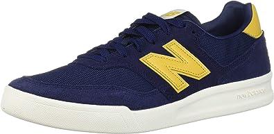 Citar Serpiente Volar cometa  Amazon.com | New Balance Men's 300 V2 Court Sneaker | Fashion Sneakers