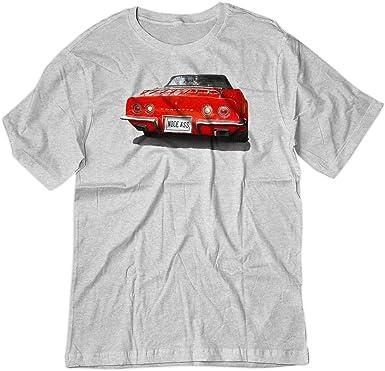 x10 Colours Gift V8 American Classic Muscle C3 White Vette Kids T-Shirt