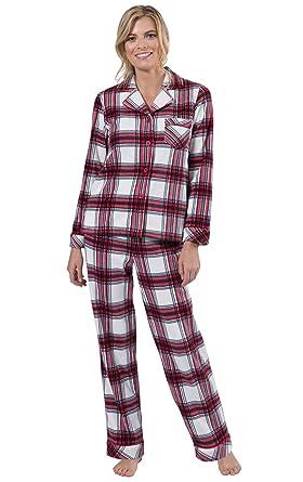 pajamagram christmas pajamas for women fleece pajamas women red l 12 - Christmas Pajamas Women
