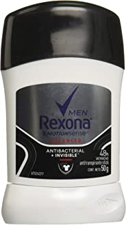 Antitranspirante Rexona Men Invisible en barra 50 g