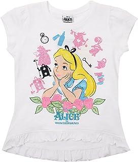 Disney Wonderland-Alice-Kids T-White, Giacca Bambina RFKTS706