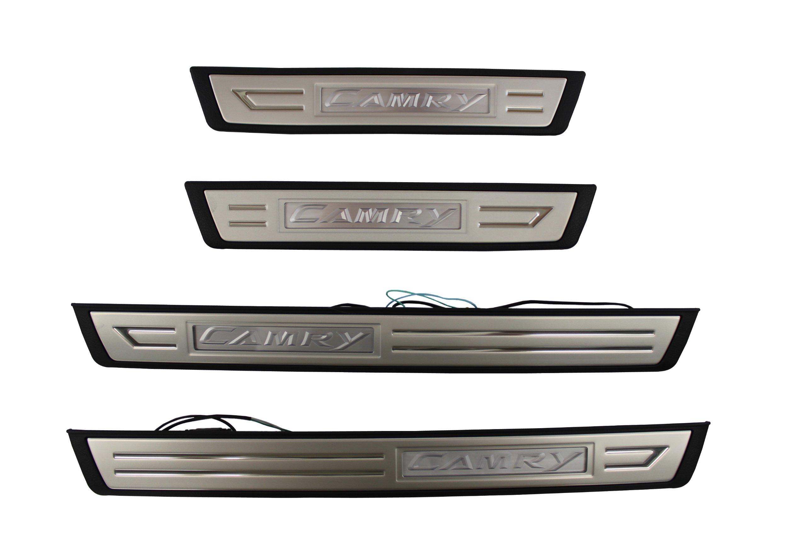 Genuine Toyota Accessories PT922-03121 Illuminated Door Sill - 4 Piece