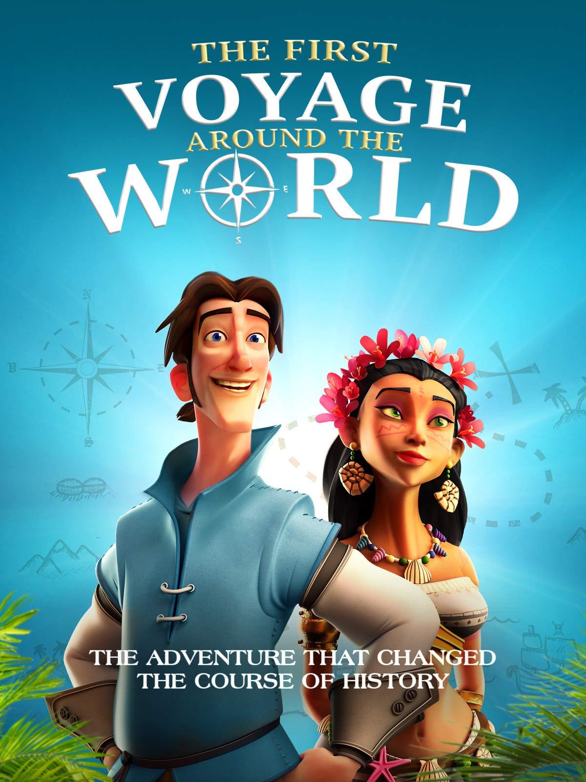 The First Voyage Around the World