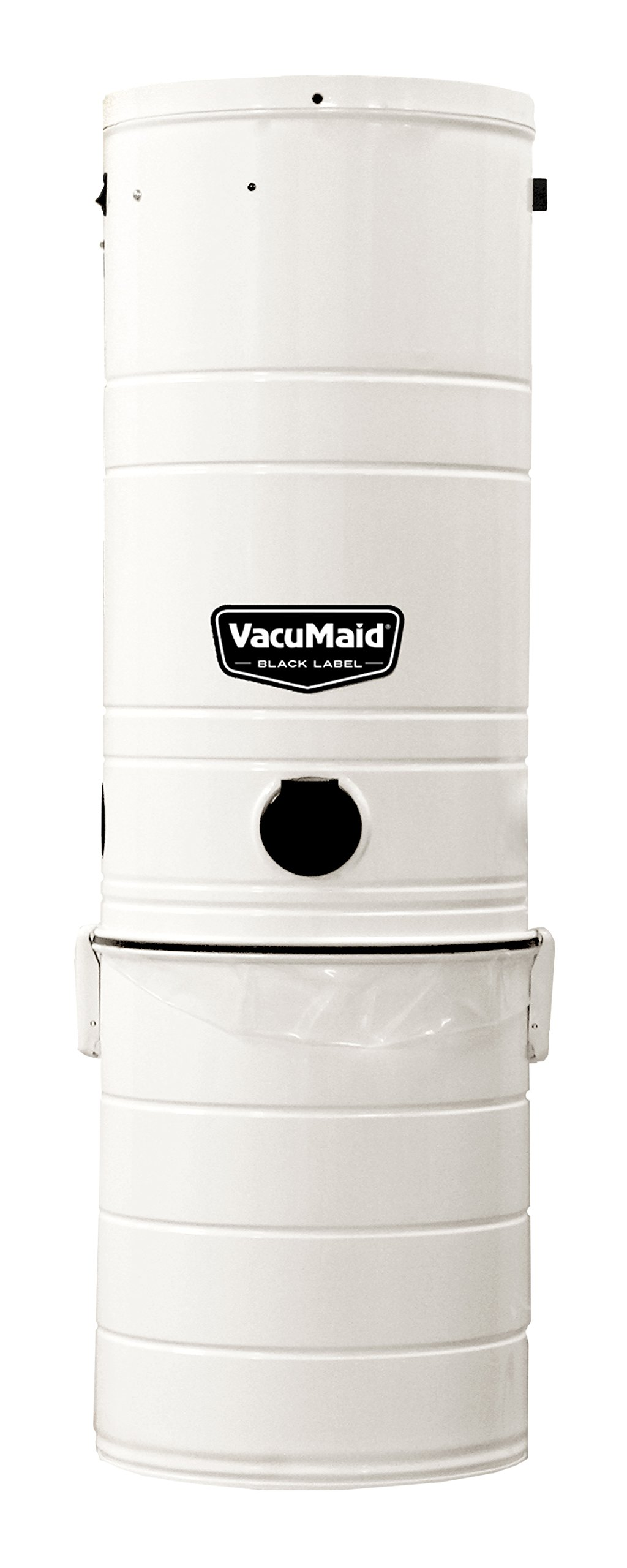 VacuMaid BL12 Permanent Inverted Bag Central Vacuum for Homes up to 4,000 sq ft