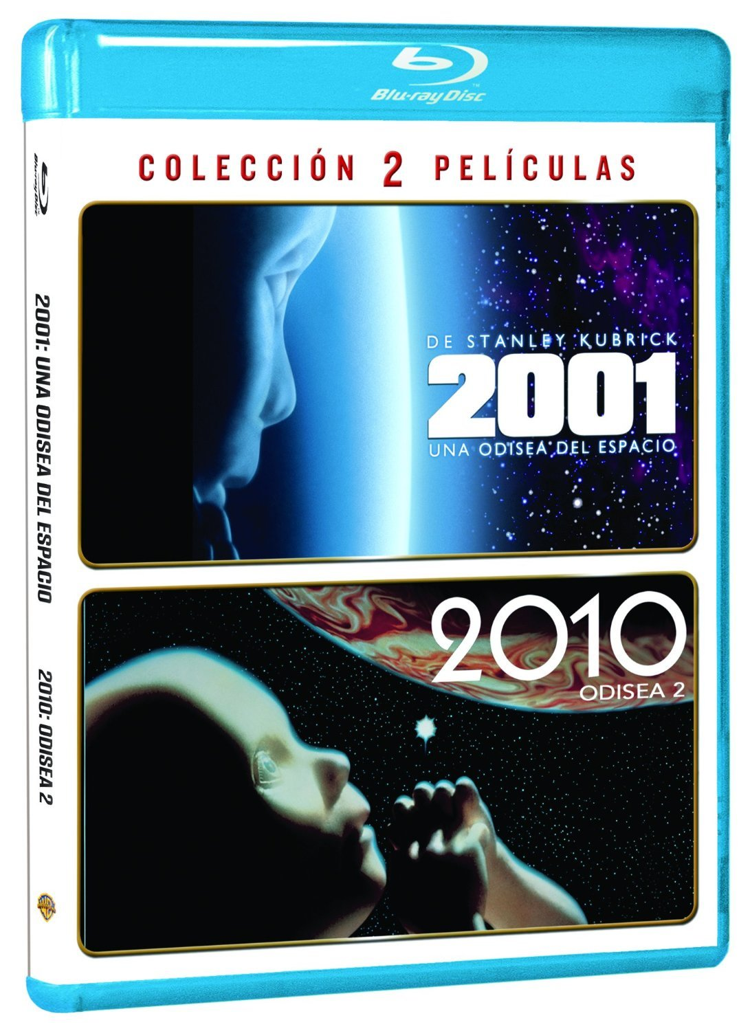 Pack 2001: Odisea + 2010: Odisea 2 Blu-Ray [Blu-ray]: Amazon.es ...