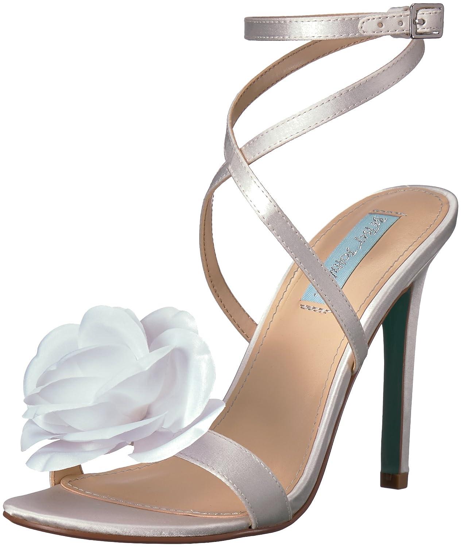 Blue by Betsey Johnson Womens Sb-Terra Heeled Sandal