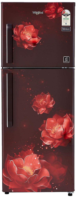 Whirlpool 245 L 2 Star Frost-Free Double Door Refrigerator