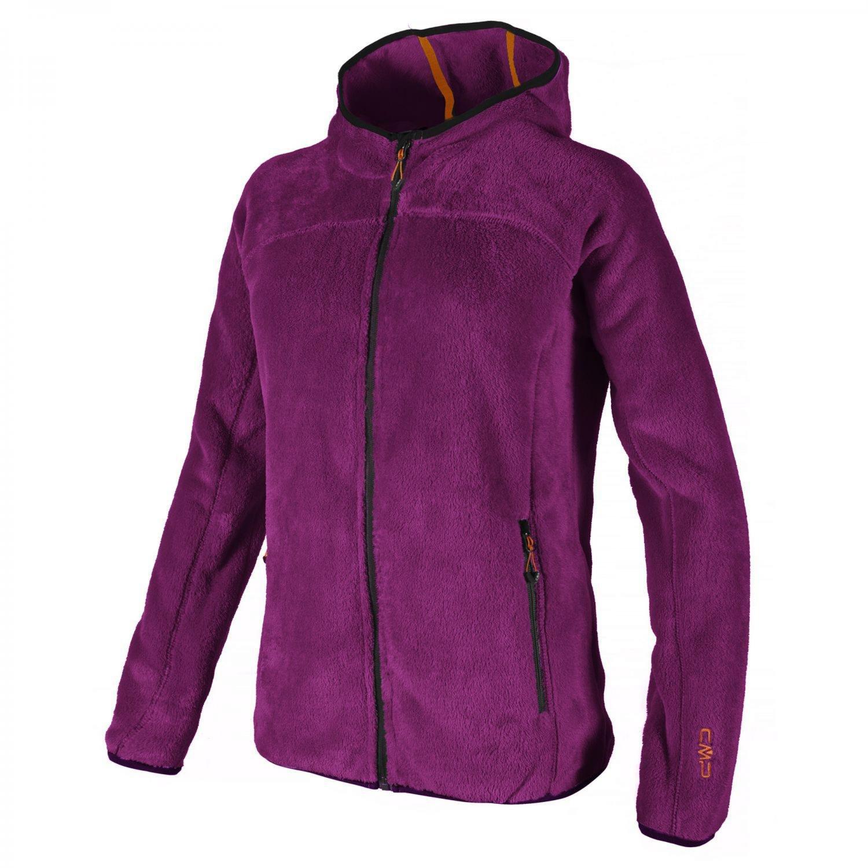 CMP Damen Jacke Woman Highloft Hoody Jacket 3P19316