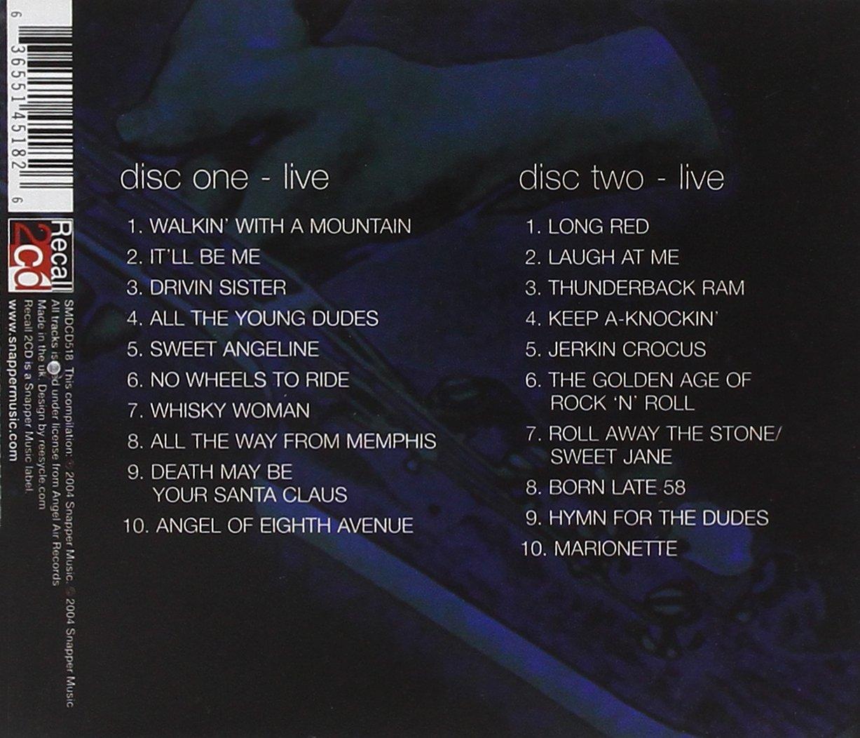 Walkin` With The Hoople ( 2 CD Set )
