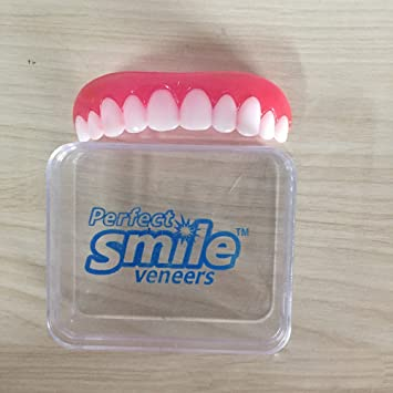 Amazon Com Silicone Teeth Stickers Silicone Simulation Teeth