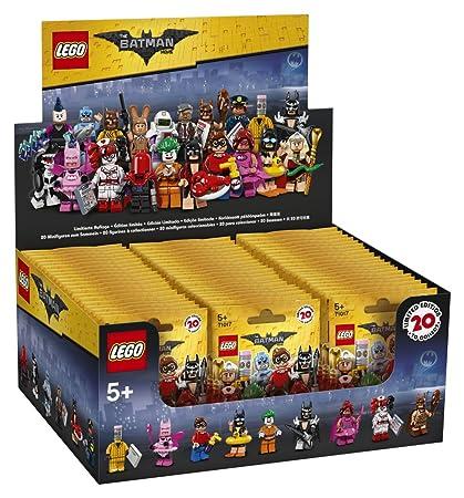LEGO Bau- & Konstruktionsspielzeug LEGO SERIE MINIFIGURES  COLECCIONABLES BOX SEALED LEGO Minifiguren