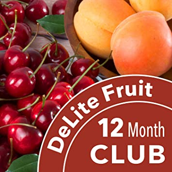 amazon com golden state delite monthly fruit club 12 month club