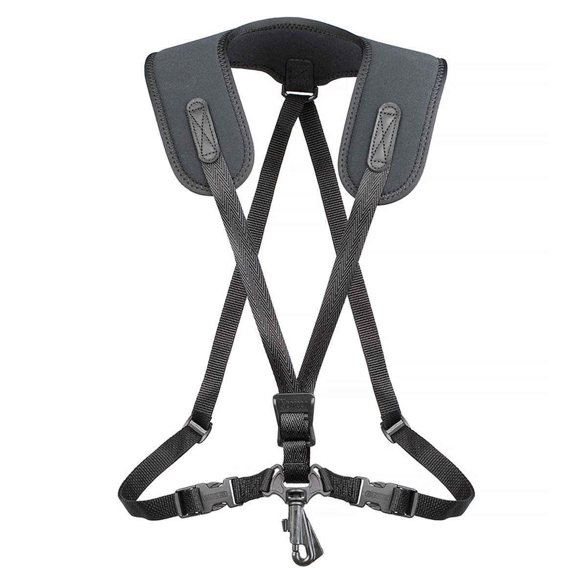 Neotech Super Harness, Black, Swivel Hook KMC Music Inc 2601162