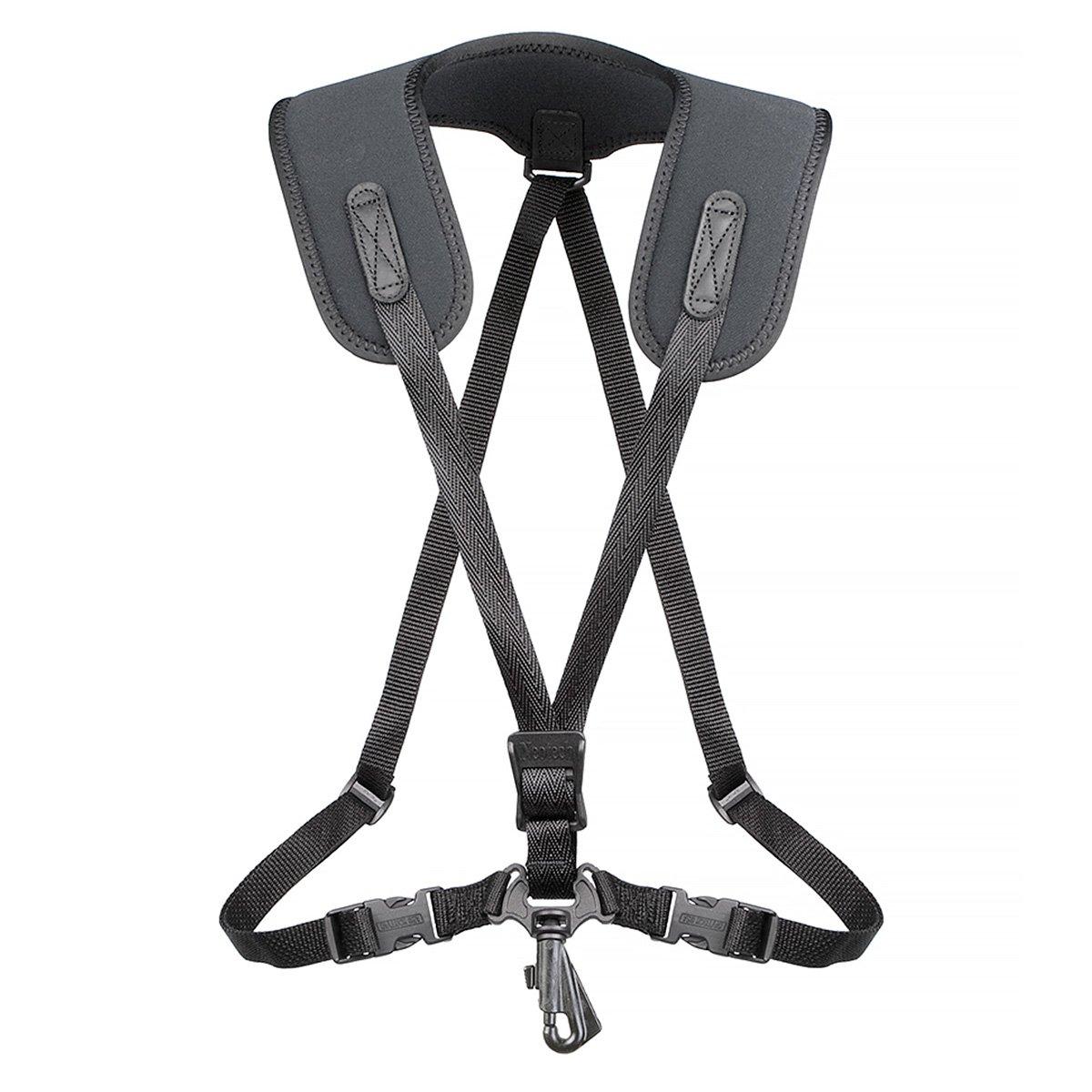 Neotech Super Harness, Black, Swivel Hook