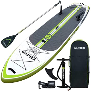 Best inflatable stand up paddle board for fishing