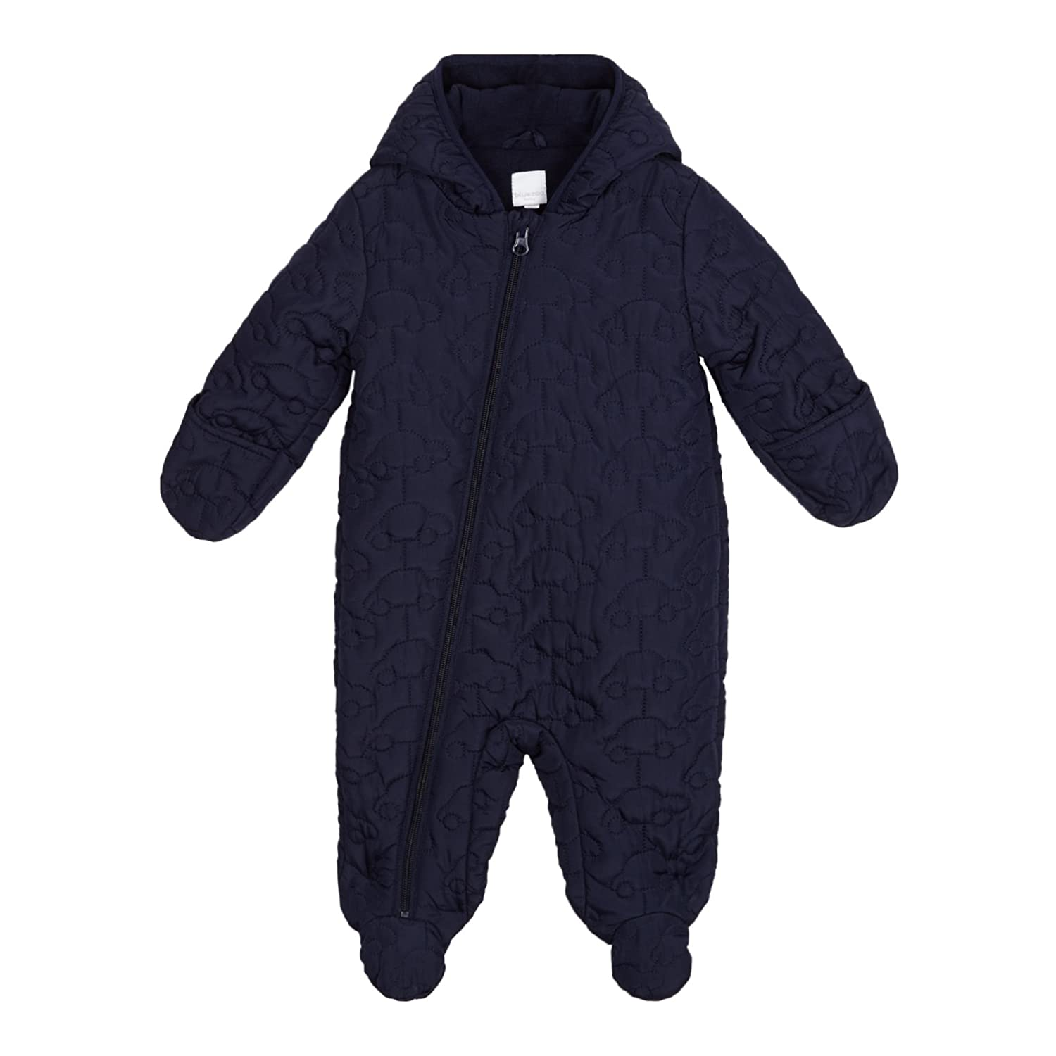 bluezoo Kids Baby Boys' Stitched Car Snowsuit