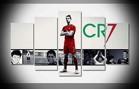 My Canvas Art - Póster de Cristiano Ronaldo de Portugal (5 ...