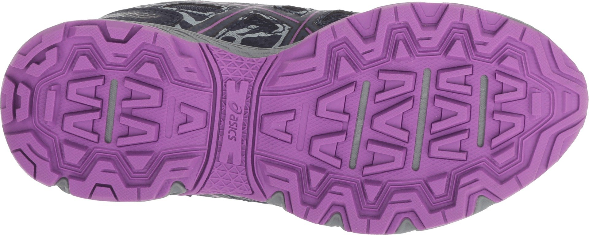 ASICS Kids Gel-Venture 6, Peacoat/Orchid, 4 M US Big Kid by ASICS (Image #3)