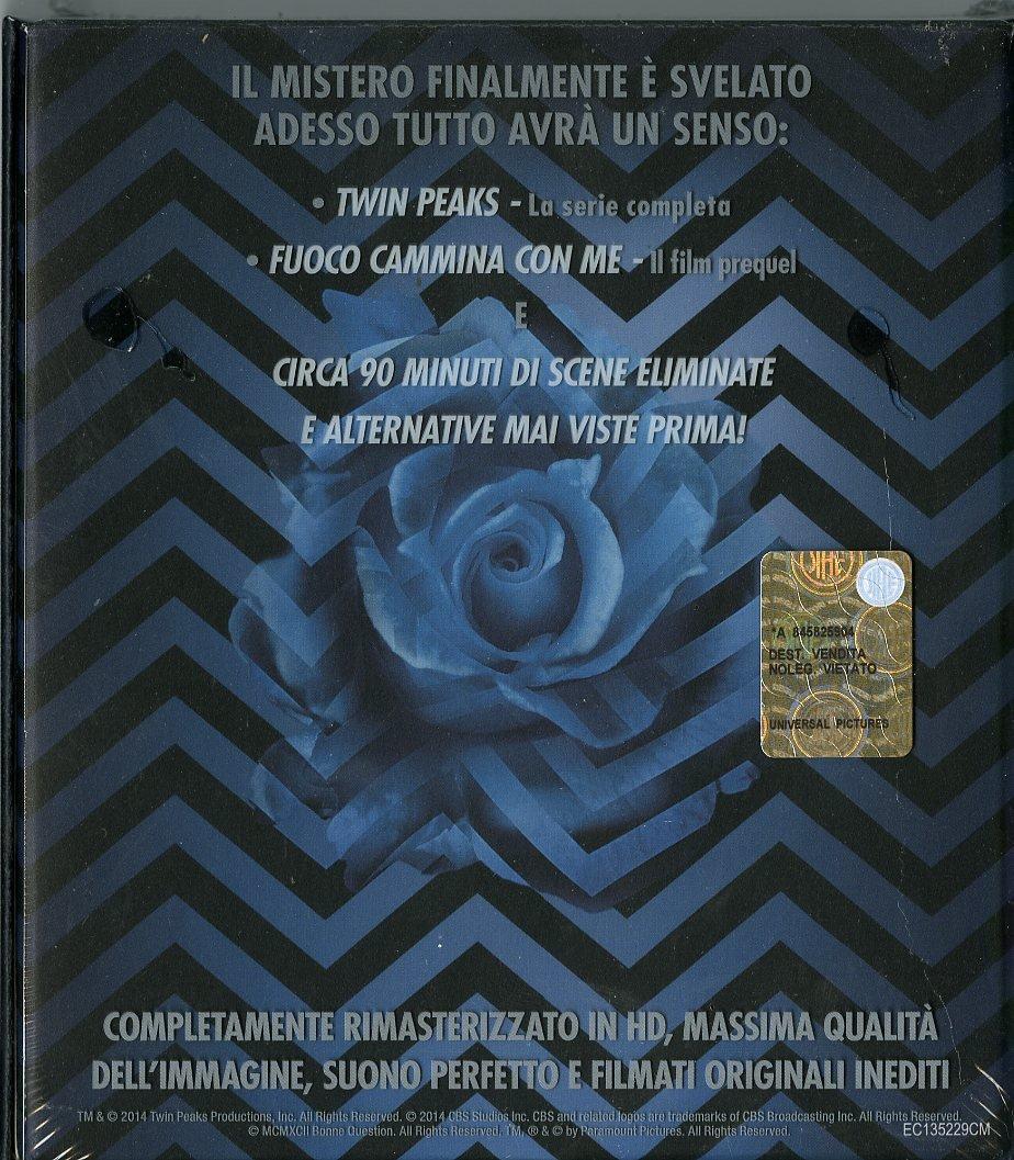 Twin Peaks The Entire Mystery Blu Ray It Import Twin Peaks The Entire Mystery Blu Ray It Import Dvd Blu Ray
