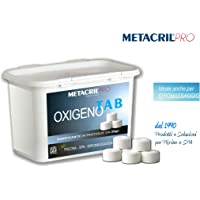 Oxigeno Tab 20–sanificante a base de oxígeno activo