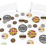 70/'s Decade Confetti Value Pack TABLE DECORATION PARTY SUPPLIES
