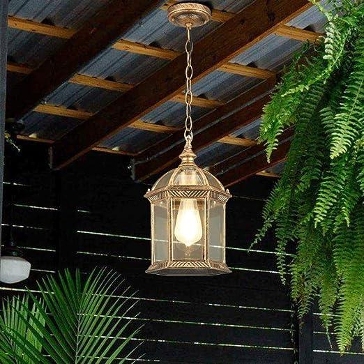 Lampade sospensione soffitto esterni Continental IP55