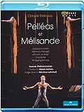 Debussy: Pelleas Et Melisande [Jacques Imbrailo, Michaela Selinger, Vincent Le Texier] [Arthaus: 108086] [Blu-ray] [2013] [NTSC]