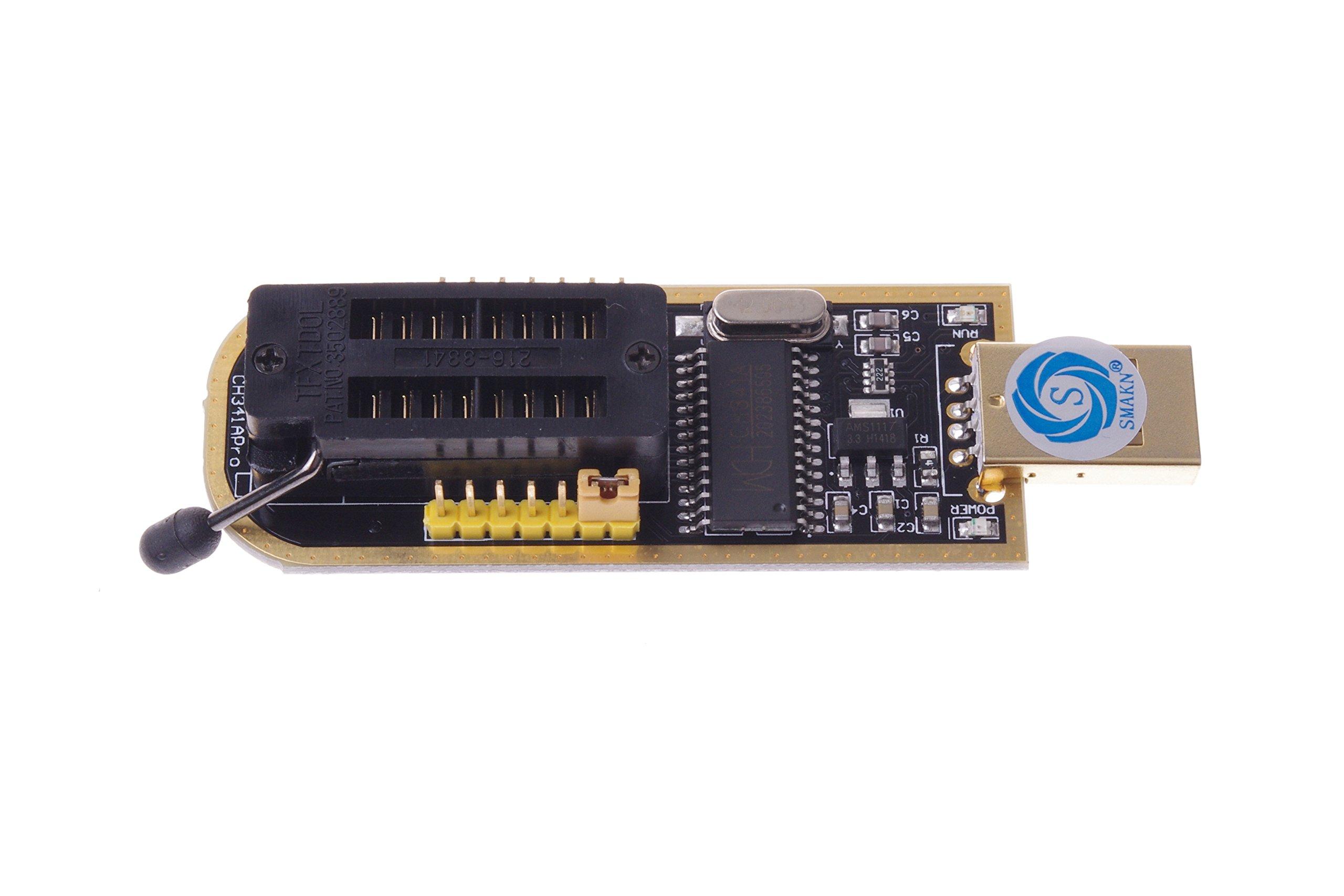 Signstek TL866PLUS Universal USB MiniPro EEPROM Flash BIOS