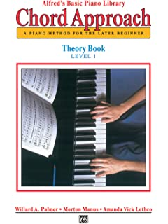 Alfreds Basic Piano Chord Approach Theory Bk 1 A Method For The Later