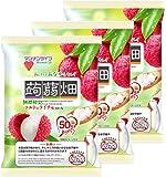 マンナンライフ 蒟蒻畑ソルトinライチ味 25g×12個×3袋
