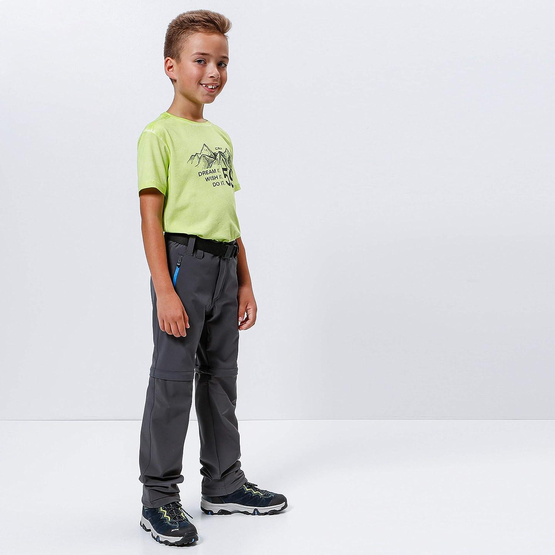 CMP Zip-Off 3t51644 Pantalones Ni/ños