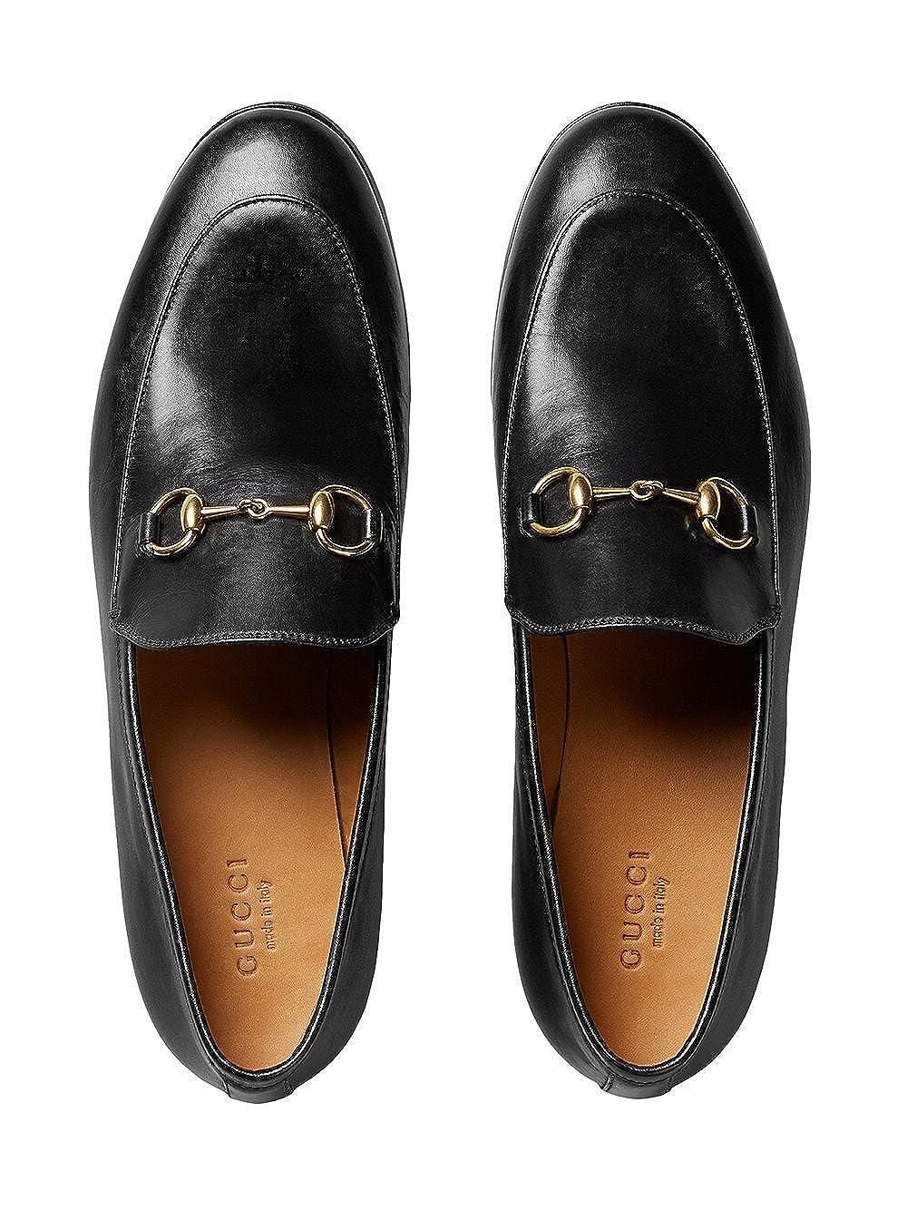 GUCCI - Mocasines Mujer, Negro (Negro), 39: Amazon.es: Zapatos y complementos