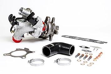 hPa Motorsports híbrida K04 Turbo transversal VW Audi A3, Golf GTI MK5 MK6 ETI TFSI FSI 2.0L 2.0T EA113 ea888: Amazon.es: Coche y moto