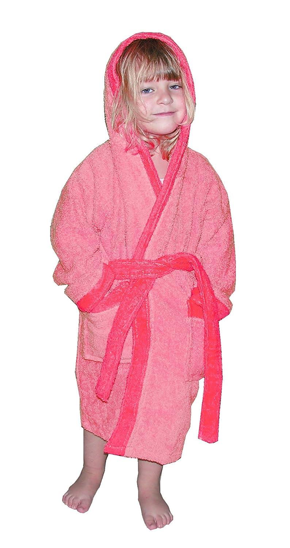 Accappatoio per Bambina T4 anni rosa Creaciones Forcada s.l.