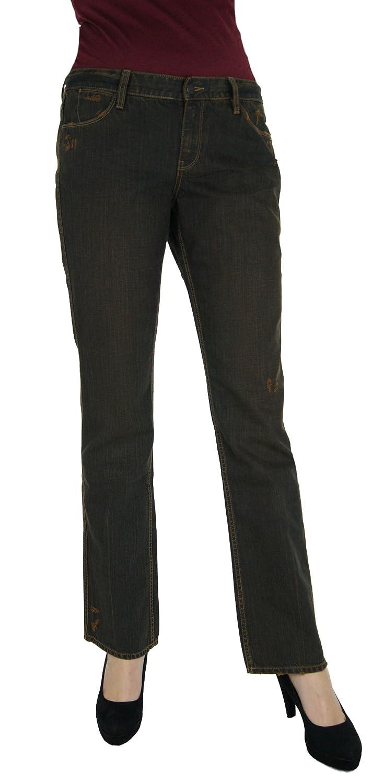 Ralph Lauren Womans Denim Jeans Low waist Slim Boot Cut Size 26/UK6-8