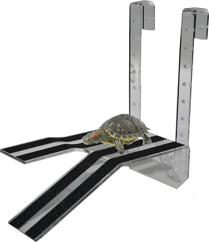 Hanging LaBrinx Designs Hanging Turtle Ramp Platform Shelf (Hanging)