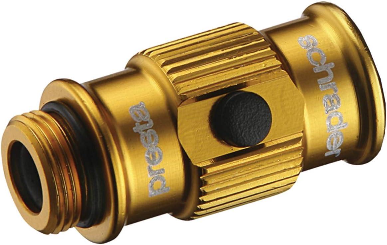 LEZYNE Dirt Floor Drive Bicycle Pump Replacement ABS Flip Thread Chuck