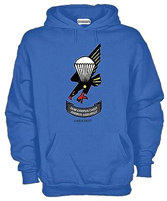 felpe paracadutisti amazon