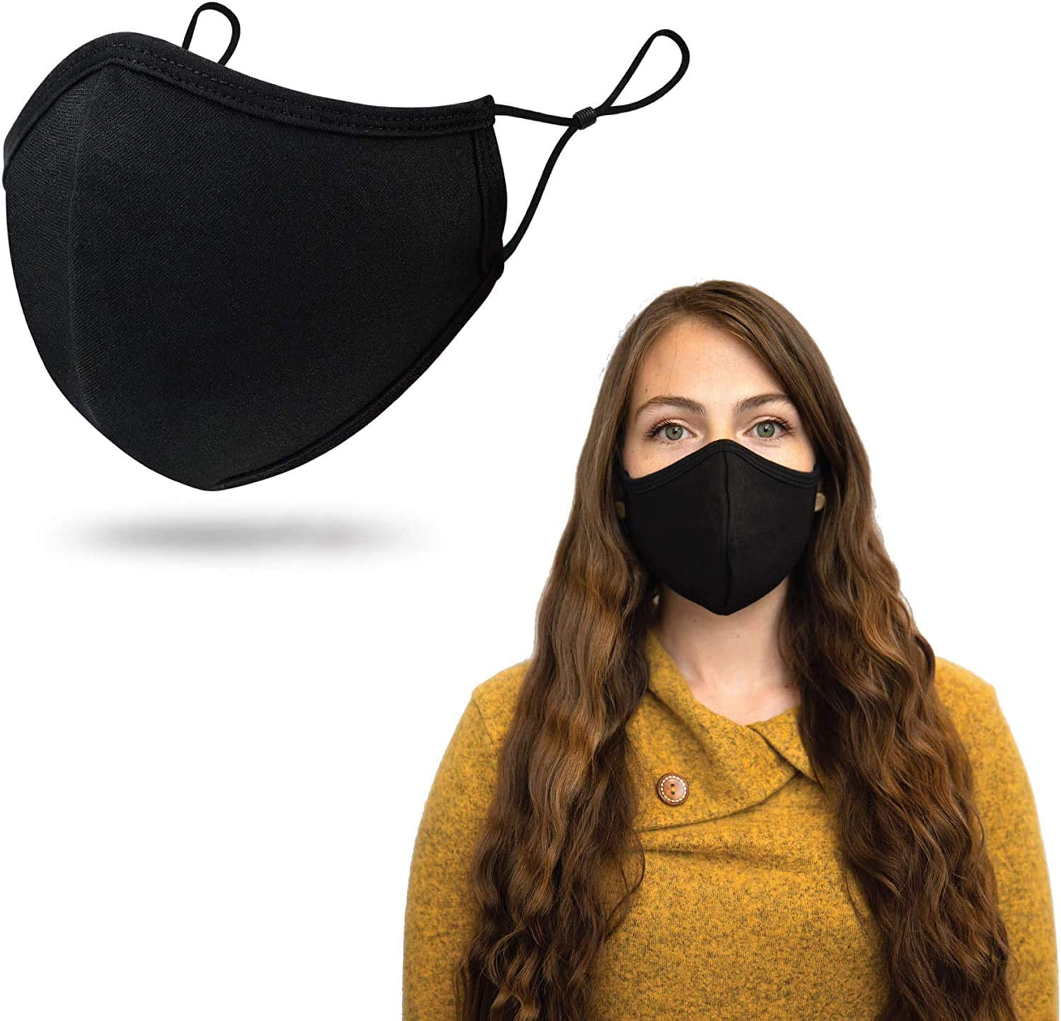 Women/'s Anti-dust Face Mask Protect Cover Reusable Washable Mask for Children